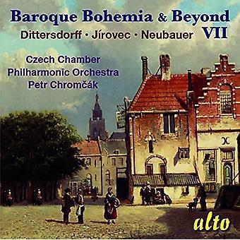 Tjeckiska avdelningen Philharmonic Orchestra Pe - barock Böhmen & Beyond Vol VII [CD] USA import