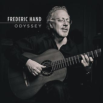 Gluck, Christoph / hånd, Frederic / Nelson, Jayna - Frederic hånd: Odyssey [CD] USA import