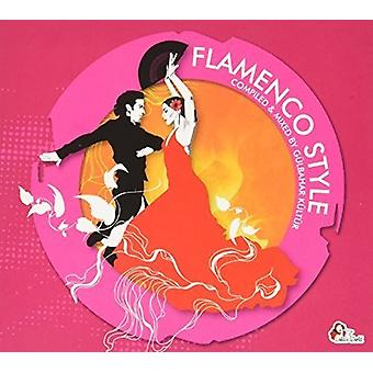 Flamenco stil - Flamenco stil [CD] USA importerer