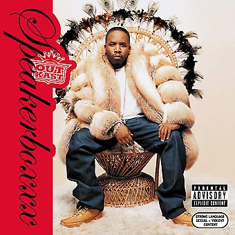 Outkast Speakerboxxx/the Love Below (CD)
