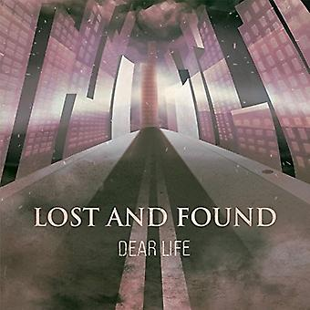 Lost & Found - Dear Life [CD] USA import