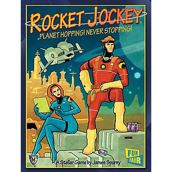 ロケットのジョッキー