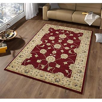 Design Ziegler carpet Royal Red beige | 102281
