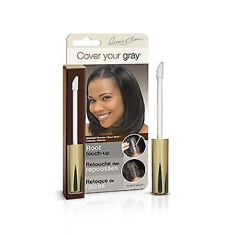 Dække din grå rod Touch-Up midnat Brown