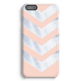 iPhone 6 Plus Full Print Case (Glossy) - Marble arrows