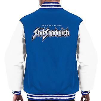 Spinal Tap Shark Sandwich Men's Varsity Jacket