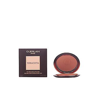 Guerlain Terracotta Bronzing Powder Moyen Blondes 10gr Womens Make Up