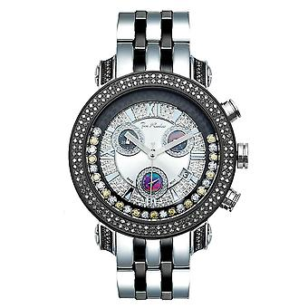 Joe Rodeo diamante orologio uomo - CLASSIC nero 1,75 ctw