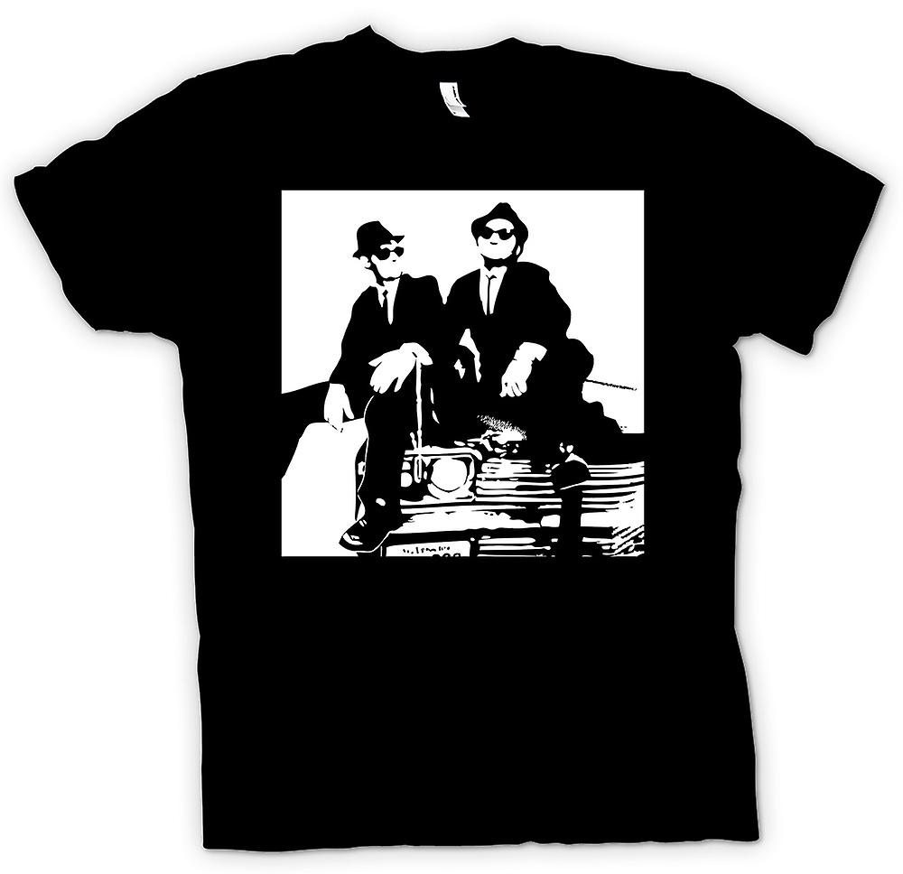 Mens t-shirt - Blues Brothers - Pop Art