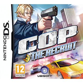 C.O.P. The Recruit (Nintendo DS) - Factory Sealed