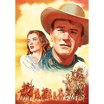Tall in the Saddle Movie Poster (11 x 17)