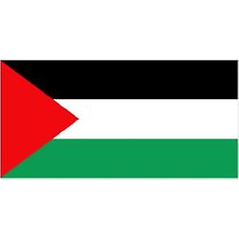 Palestine Flag 5ft x 3ft With Eyelets