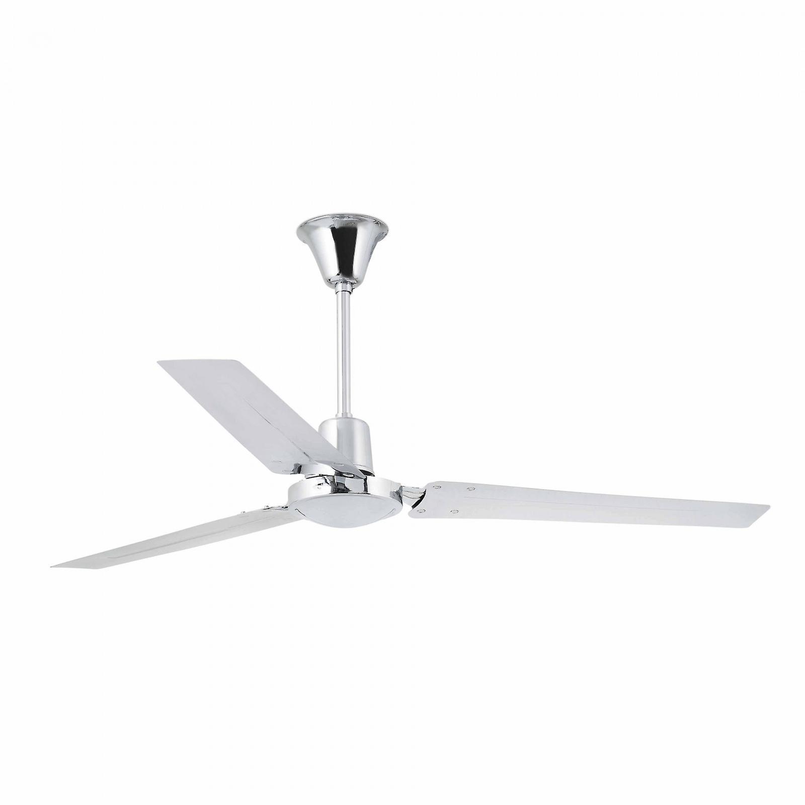 Ceiling fan Indus Chrome 140cm / 55