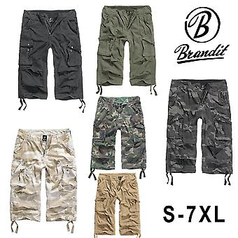 Brandit men's urban legend 3/4 pants trouser