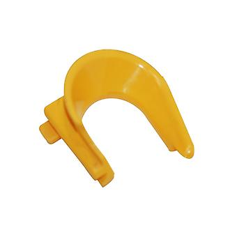 Kabel kraag Dc05 geel