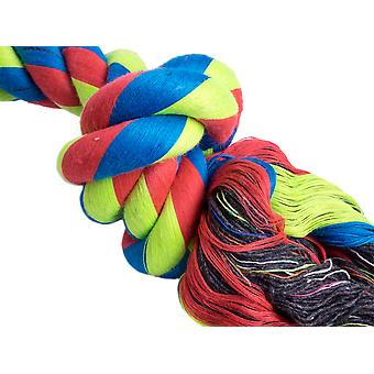 Petface Large Triple Knot Rope Dog Toy-