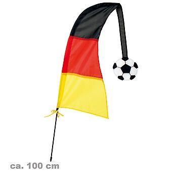 Wind vane fan 100 cm Germany party Germany