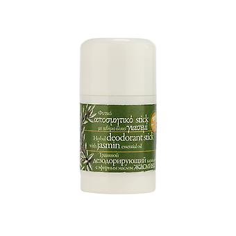 100% skin-friendly Herbal Deodorant Stick Jasmine 30ml.