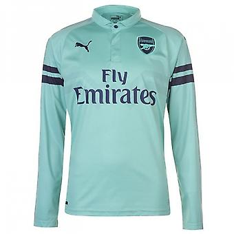 2018-2019 Arsenal Puma Third Long Sleeve Shirt