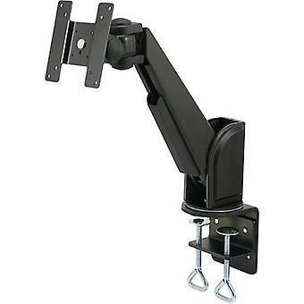 SpeaKa Professional Monitor 1x Monitor desk mount 33,0 cm (13) - 55,9 cm (22) Swivelling/tiltable, Swivelling