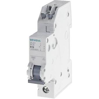 Siemens 5SJ61166KS Circuit breaker 1-pin 16 A