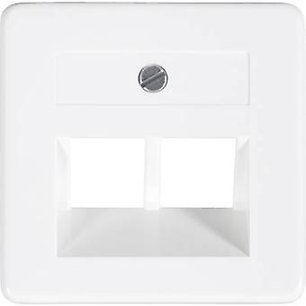 PERA Cover UAE socket Pera White 103030