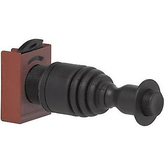 BACO BALMV4A LMV4A Joystick With Adapter With locking in position 0 Black
