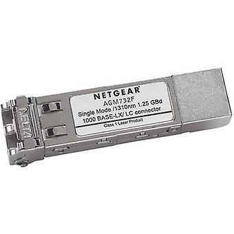 SFP transceiver module 1 Gbit/s 10000 m NETGEAR AGM732F Module type LX