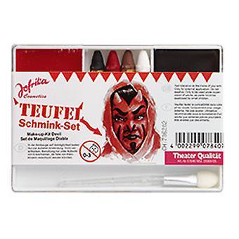 Devil face painting Kit