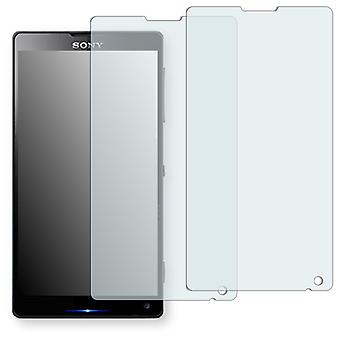 Sony Odin Rita display protector - Golebo crystal clear protection film