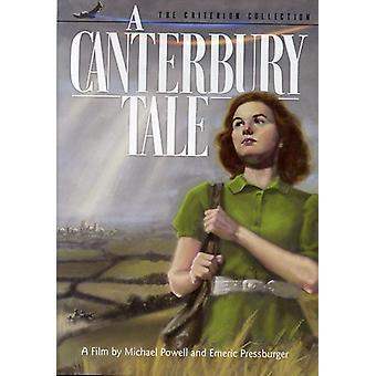 Import USA Canterbury Tale [DVD]