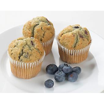 Wakefield eingefroren Mini Blaubeer-Muffins