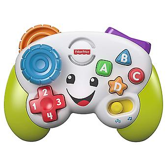Fisher-Price FWG12 Game & Learn Controller - Words, Letters, Numbers, Colours