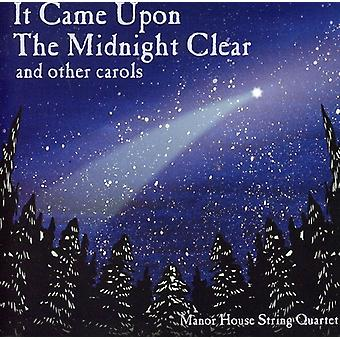 Manor House String Quartet - It Came Upon the Midnight Clear [CD] USA import
