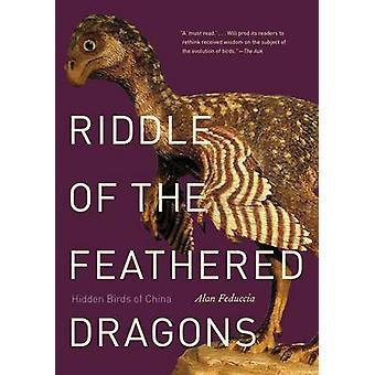 Enigma dos dragões emplumados - pássaros escondidos da China por Alan Feducc