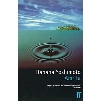 Amrita (Main) przez Banana Yoshimoto - 9780571193745 książki