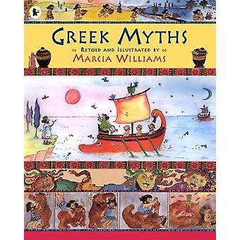 Græske myter af Marcia Williams - 9781406303476 bog