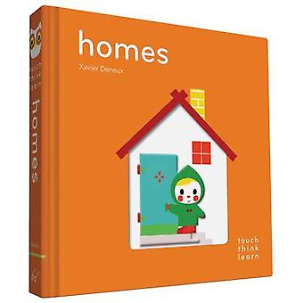 Touchthinklearn - Homes by Xavier Deneux - 9781452145181 Book
