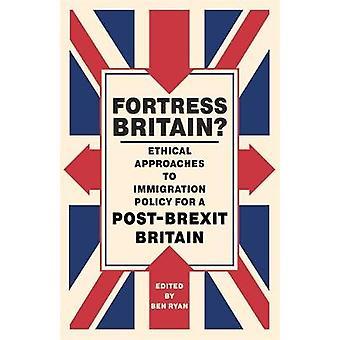 Fæstningen Storbritannien? -Etiske tilgange til indvandringspolitik for en pos