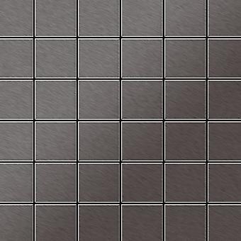 Mosaico de metal sólido Titanio ALLOY Cinquanta-Ti-SB