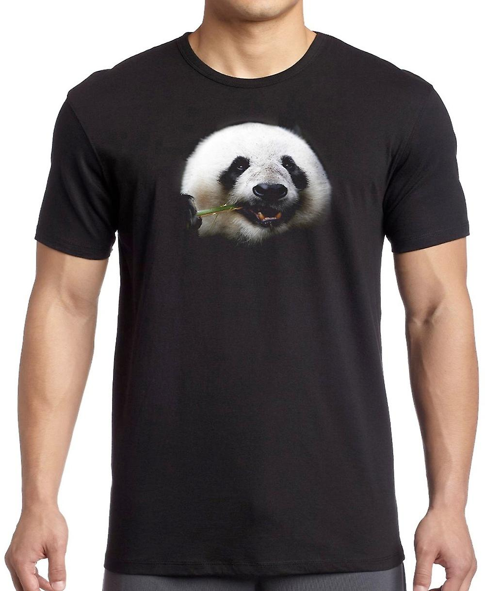 Pandas Head Portrait - Cool T Shirt