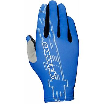 Alpinestars Bright Blue 2017 F-Lite MTB gants
