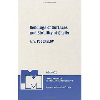 Bendings of Surfaces and Stability of Shells