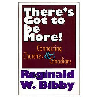 There's Got to Be More!: Connecting Churches and Canadians