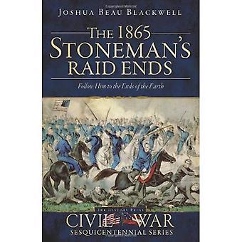 Raid de Stoneman le 1865 se termine
