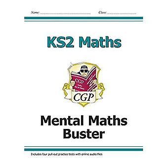 KS2 Maths - Mental Maths Buster (with audio tests)