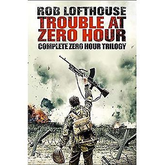 Problemas en la hora cero: completa la trilogía de la hora cero (trilogía de la hora cero)