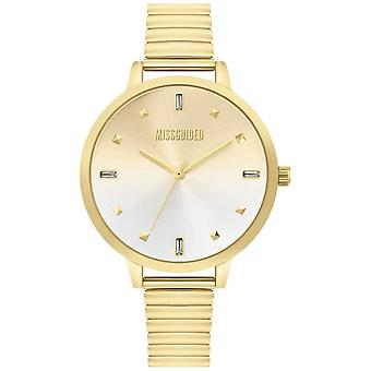Missguided | Ladies Gold | MG012GM Watch