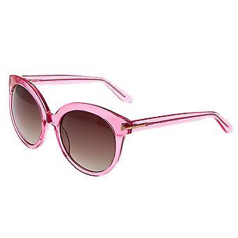 البنفسجي بيرثا الاستقطاب النظارات الشمسية-الوردي/البنى