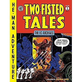 EC Archives: Two-Fisted Tales Vol. 1, The: 18-23